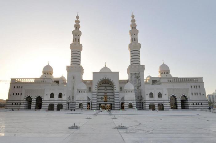 موقع مسجد عائشة الراجحي المستودع الدعوي الرقمي